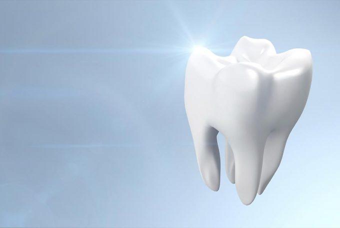 Восстановление зуба с использованием штифта