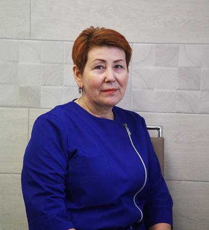 Зубкевич Мария Николаевна