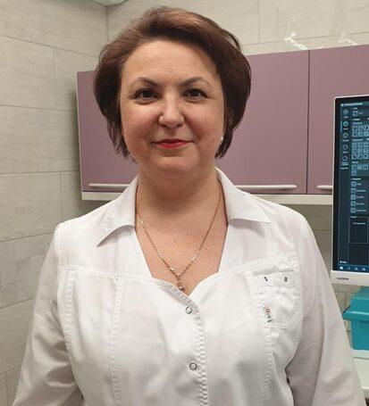 Жданович Ольга Константиновна